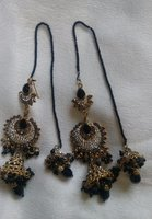 Beautiful humka earings used once