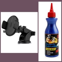 Used Car phone holder & paint scratch remover in Dubai, UAE