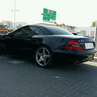 Used Merceds Benz SL 350  V6 SALE GREAT CAR  in Dubai, UAE