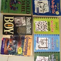 Used Diary Of A Wimpy Kid And Other Books For Sale in Dubai, UAE