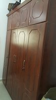 Used 4 doors wardrobe in Dubai, UAE