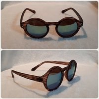 Used Brand new brown amazing sungglass... in Dubai, UAE