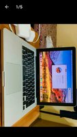 Used Mac book pro mid 2009 nice and clean in Dubai, UAE