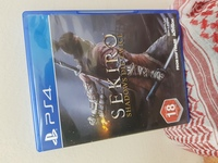 Used Sekiro ps4 game in Dubai, UAE