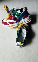 Used Star running Shoes Colorful in Dubai, UAE