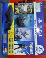 Used New Sony PS4 Slim 1TB Mega Pack 2 Bundle in Dubai, UAE
