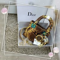 Used Dior New! Mini Lady Dior handbag in Dubai, UAE