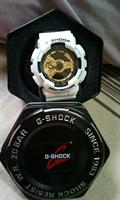 Used White/Gold G-Shock Watch in Dubai, UAE
