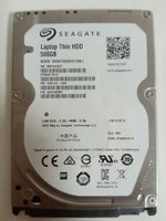 Used HDD 2.5 Seagate 500Gb Laptop Thin. in Dubai, UAE
