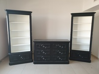 Used Shelve Units - Luxury wood in Dubai, UAE
