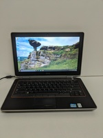 Used Laptop, Dell latitude E6320 battery miss in Dubai, UAE