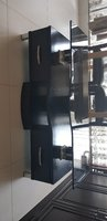 Used TV unit with 2 drawers. in Dubai, UAE
