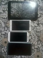 Used 3 mobile phone and 1tab in Dubai, UAE