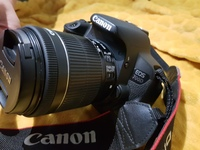 Used Canon EOS 700D Rebel Original in Dubai, UAE