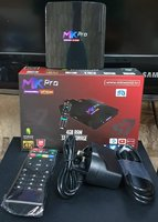 Used HD Android TV Box with 2Yrs Subscription in Dubai, UAE