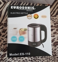 Used Eurosonic Germany new electric kettle in Dubai, UAE