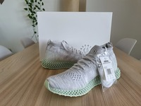 Used Adidas Consortium Runner 4D mid white in Dubai, UAE
