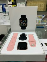 Used Smart fitness watch with HRS pink in Dubai, UAE