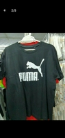 Used Puma shirt new all size in Dubai, UAE