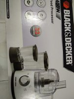 Used Black & decker food processor 400w in Dubai, UAE
