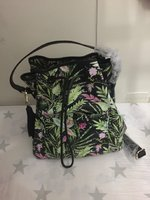 Used New 2 way bag backpack and bucket bag in Dubai, UAE