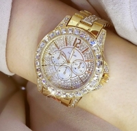 Used BS watch, 1 pc, gold in Dubai, UAE