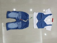 Used Toddler clothing set size L (12-24 m) in Dubai, UAE