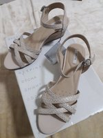 Used Brand new Geox wedge sandals in Dubai, UAE