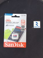 Used SanDisk 256 GB orginal memory card in Dubai, UAE