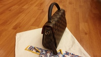 Used LV BAG WITH SCARF AUTHANTIC in Dubai, UAE