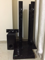 Used LG DVD home theater system for sale  in Dubai, UAE