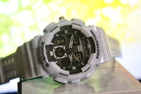 Used 》CASIO G-Shock Dual Time Watch▪︎☆ ✅BOX in Dubai, UAE
