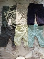 Used Baby boy pants (3months) in Dubai, UAE