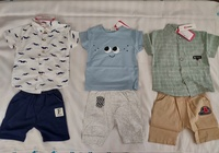 Used Bundle Offer - Baby Boy Clothing(5 sets) in Dubai, UAE