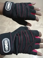 Used Sports Gloves XXX Logo in Dubai, UAE