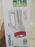 Used LED Light and Torch 2in1, packed 👌 in Dubai, UAE