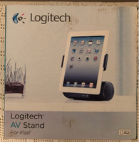 Used New Logitech AV Stand+Speaker in Dubai, UAE