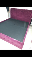 Used Bed king size bed from home center  in Dubai, UAE