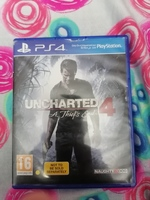 Used Uncharted 4 and pubg for ps4 in Dubai, UAE