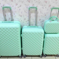 Trolley bag 4 pcs set