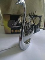 Used swan forks and spoons holders in Dubai, UAE