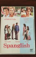 Used Spanglish DVD movie in Dubai, UAE