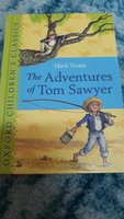 """Used """"The Adventures of Tom Sawyer""""Story book in Dubai, UAE"""