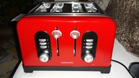 Used Cookworks 4 slices Toaster in Dubai, UAE