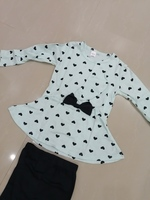 Used Girls new clothing set size 110(4yo) in Dubai, UAE