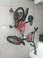 Used 16 Inch Bike (Kids from 5 to 8 years old in Dubai, UAE