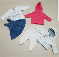 #Babygirl #clothes bundle from #Mothercare and #Zara.Worn once