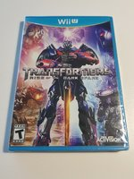 Used TRANSFORMERS🎮 WIIU GAME NTSC LIK NEW💎 in Dubai, UAE