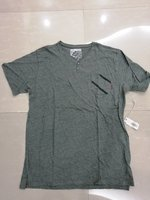 Used ONE90ONE GREEN - GREY T SHIRT, L SIZE in Dubai, UAE