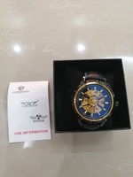 Used Jaragar blue watch new in Dubai, UAE